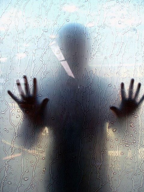 Il fantasma in ascensore for Fenetre qui fait peur