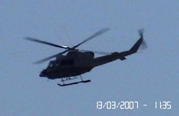 Elicottero Nero : Attenti agli elicotteri neri