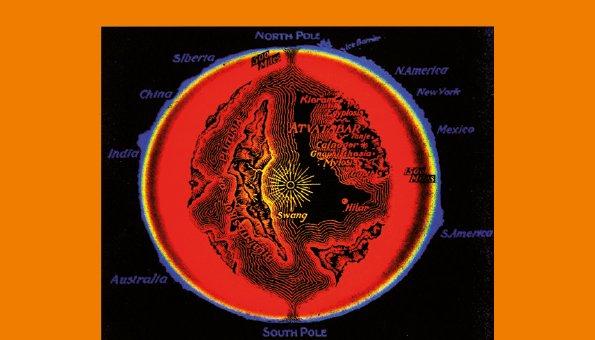 Linterno Della Terra Il Mito Polare E Agarttha