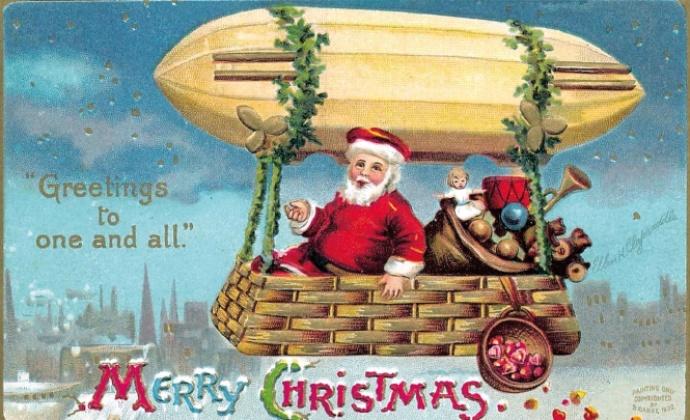 Regali Di Babbo Natale.I Regali Di Babbo Natale